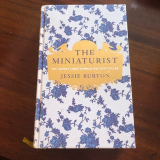 The Miniaturist by Jessie Burton New Book