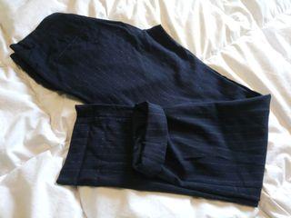 Pantalón de pinzas.