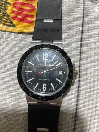 Reloj bvlgari hombre