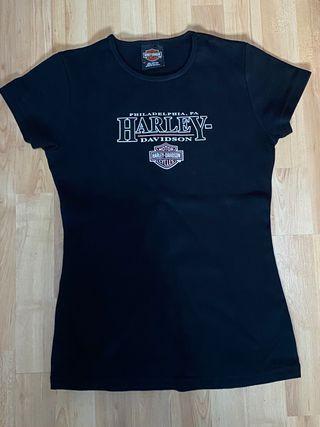 Camiseta Harley Davidson mujer talla M