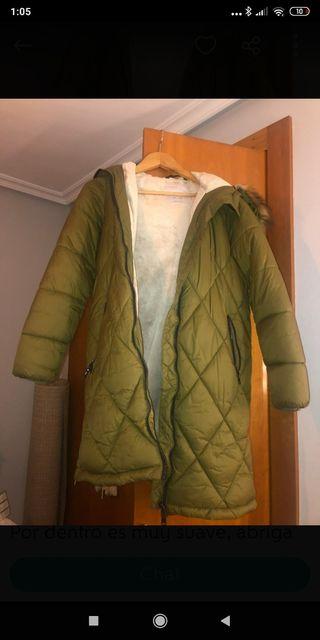 abrigo Springfield talla s