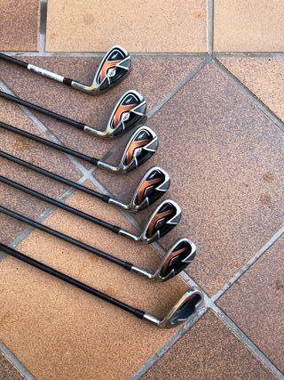 Juego completo de palos de golf Wilson X31