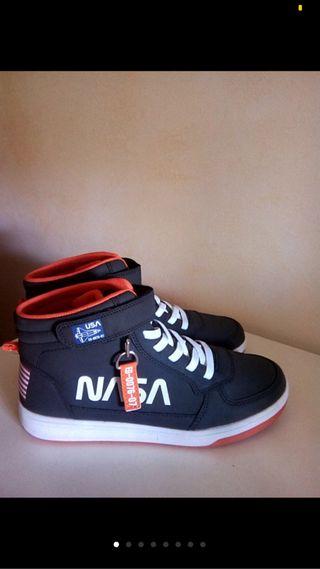 Zapatillas botín niño