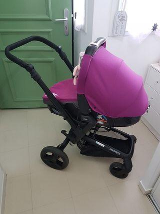 carrito bebé Jane matrix