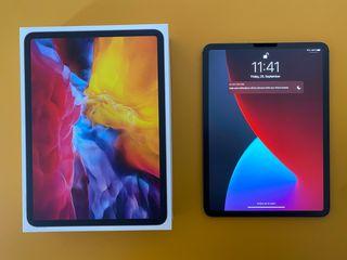 """iPad Pro 11"""" 2020 128gb - Wi-Fi + Cellular"""