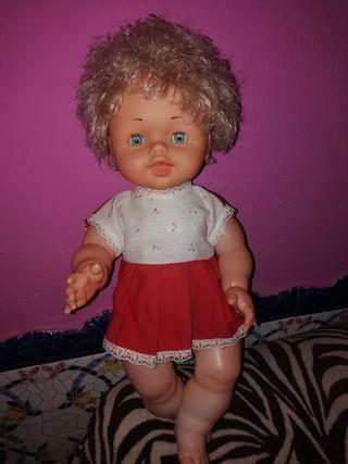 muñeca antigua de los años 60