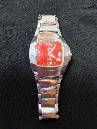Reloj Lotus pulsera de acero