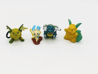 Pokemon figuras