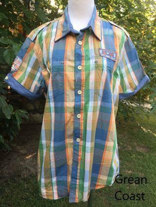 camisa chico Grean Coast