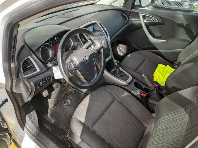 OPEL Astra 1.7 CDTi 125 CV Sportive ST