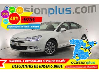 Citroen C5 2.0 HDI Exclusive CAS 120 kW (163 CV)