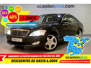 Mercedes-Benz Clase S S 350 CDI BE 173kW (235CV)