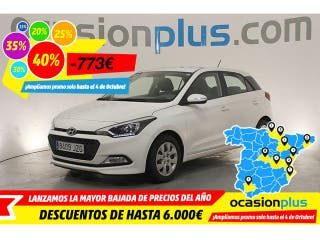 Hyundai i20 1.2 MPI Essence 62 kW (84 CV)