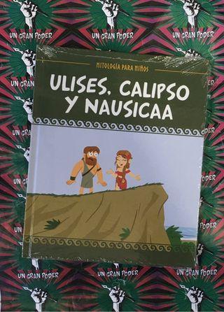 ULISES CALIPSO Y NAUSICAA MITOLOGÍA PARA NIÑOS