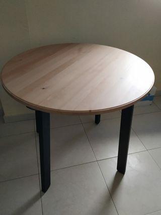 mesa redonda nueva