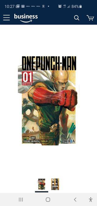 ONE PUNCH-MAN ( 1 y 2)