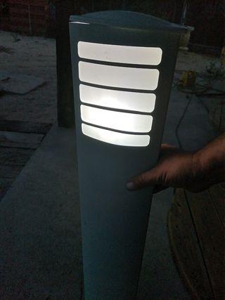 columna de luz inspire