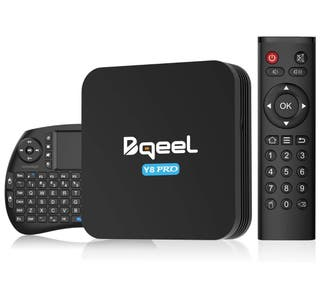 Android TV Box Bqeel