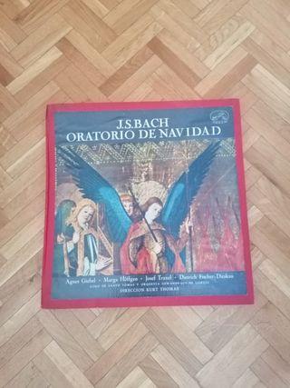 ORATORIO DE NAVIDAD J. S. BACH