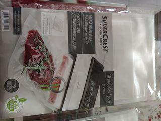 Envasadora al vacío+25 bolsas de vacío