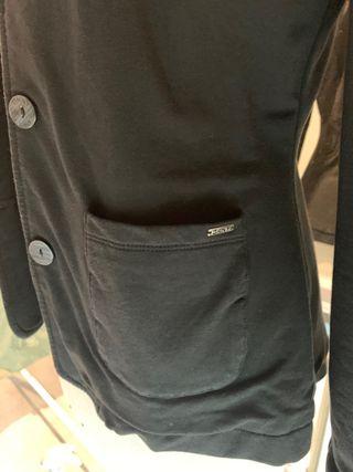 Blazer algodón suave DKNY