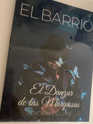 Cd El Barrio sin abrir, precintado