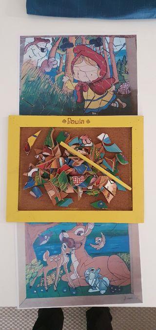 Puzzle Paula hecho a mano