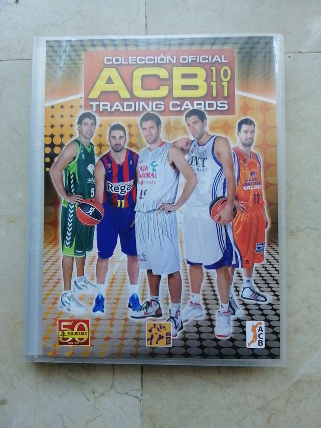 Álbum ACB 10/11