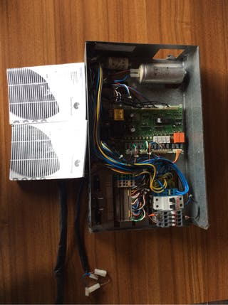Cuadro eléctrico Bomba de Calor Reversible