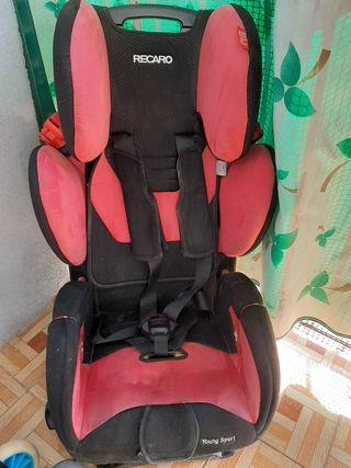 silla coche Recaro