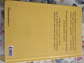 libro trucos para el hogar