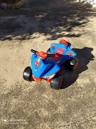 moto/quad batería