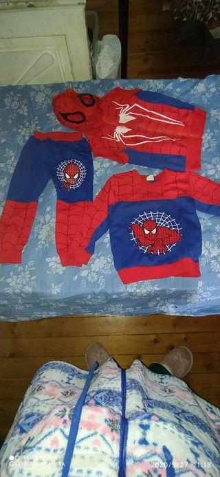 chandal Spider-Man