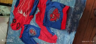 chandal Spider-Man