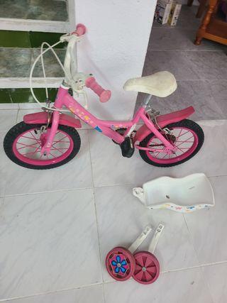 bicicleta Nancy para niña