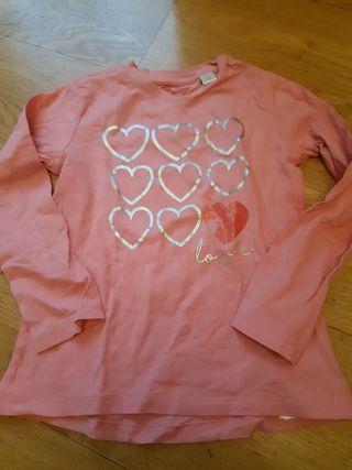 710. Camiseta manga larga Chicco 5 años