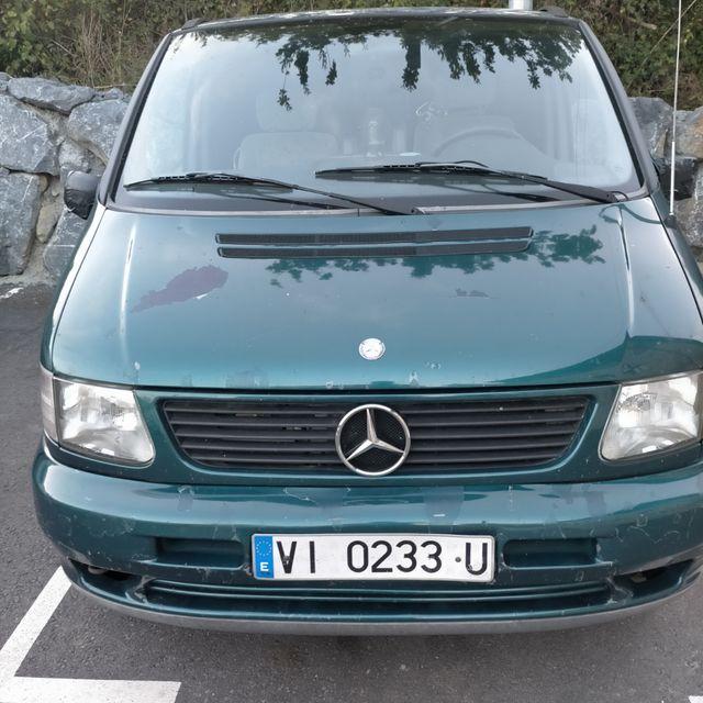 Mercedes-Benz Vito 1997 de segunda mano por 2.000 € en ...