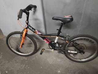 bicicleta niño 20 pulgadas en buen estado