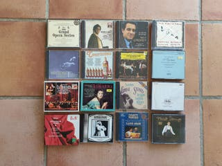 LOTE DE 141 CD OPERA