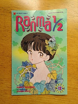 Ranma 1/2 -Rumiko Takahashi