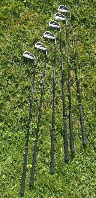 juego de palos de golf varilla grafito regular