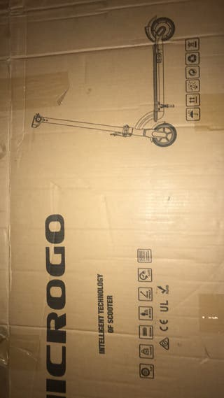 Microgo electric scooter