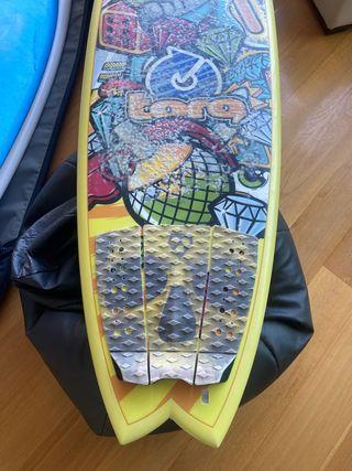 Tabla surf, torq