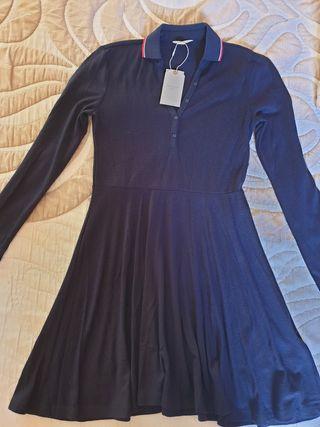 vestido de punto mujer