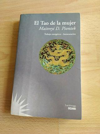 Libro El Tao de la mujer