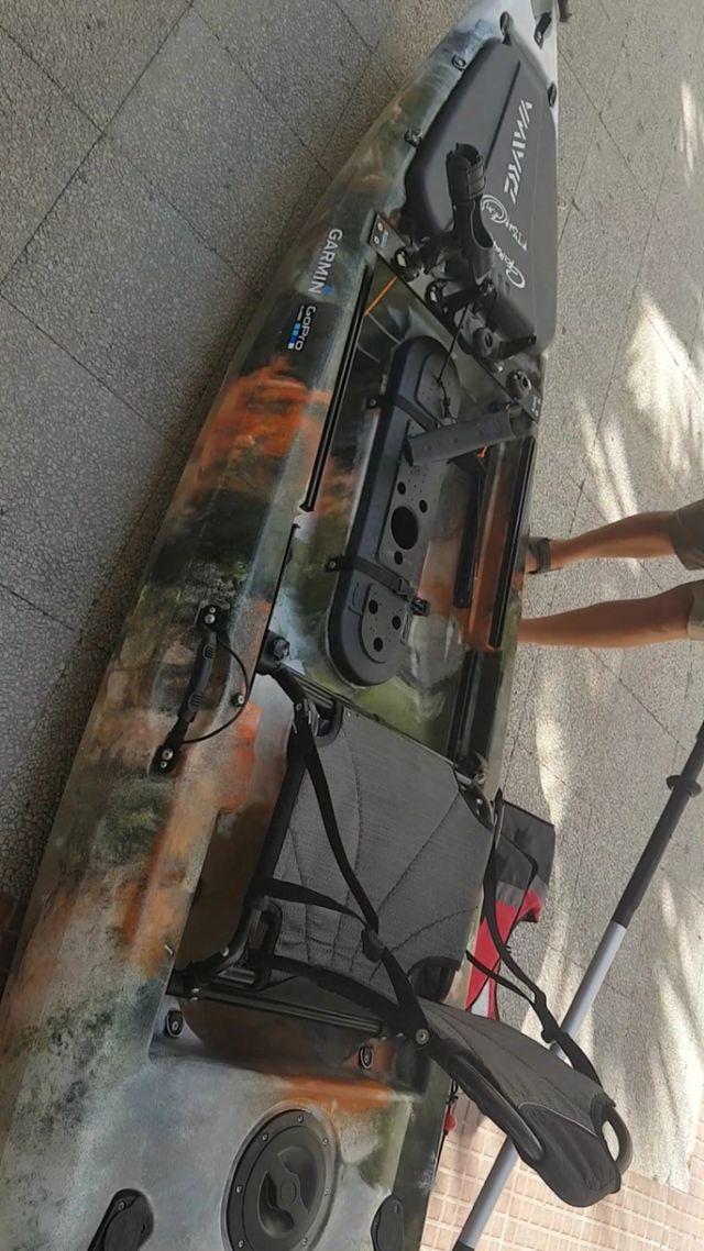 kayak no negociable.