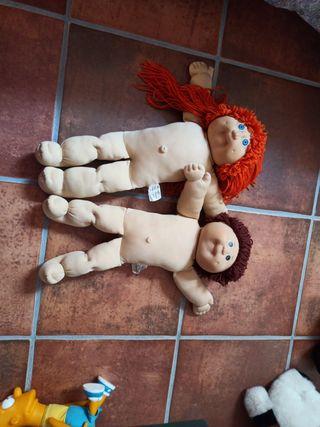 muñeco repollo