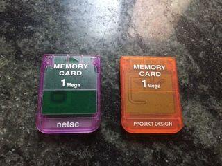 MEMORY CARD PARA PLAY STATION 1 PSX PS1