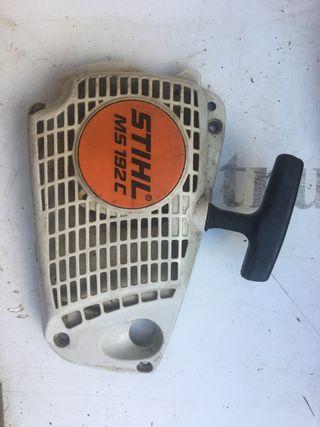 Se vende tirador STIHL MS 192C