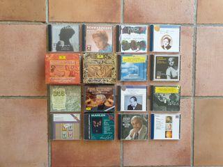 LOTE DE 101 CD MUSICA CLASICA